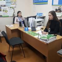25.11.2019, керівник Семенівського бюро правовової допомоги Олена Вареник