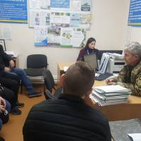 27.11.2019, семінар за участю військового комісара
