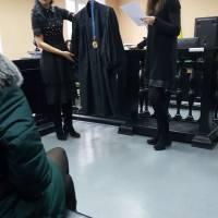 12.12.2019, професіографічна екскурсія до районного суду