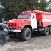Сучасний пожежний автомобіль - гордість підрозділу