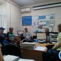 Семенівська  районна філія ОЦЗ: головне - це співпраця