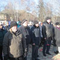 Вшанування жертв Голодоморів 23.11.2019