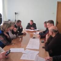 31 сесія, спільне засідання  комісії  26.11.2019