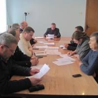 31 сесія, спільне засідання  комісій 27.11.2019