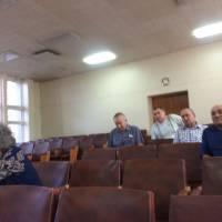 постійні комісії, 35 сесія
