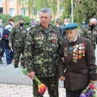 ветеран другої світової і ветеран Афганістану - поруч