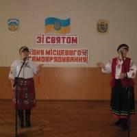 2018 рік.Учасники театральної студії села Очеретувате