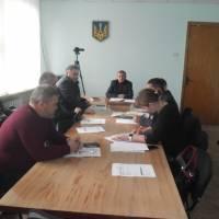 Засідання бюджетної комісії 26.03.2019
