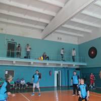 волейболісти в грі