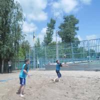 23.05.2019 миттєвості змагань із пляжного волейболу