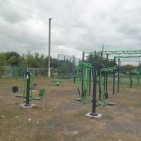 розширення спортивної бази після реалізації проекту