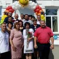 Відкриття дитячого садочка в с.Грушине