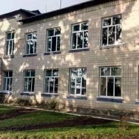Новоаврамівська гімназія після ремонту