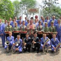 самодіяльний духовий оркестр