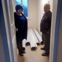 Капітальний ремонт Новоаврамівської амбулаторії
