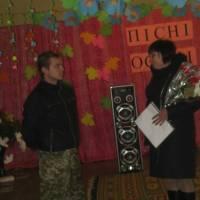 Привітання учасника АТО з Днем захисника України