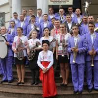 духовий оркестр