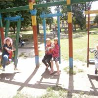 Розваги на території для дітей міста Хорол
