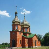 церква с.Мелюшки