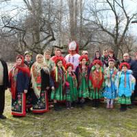 Свято Масляної від Березняківського сільського будинку культури