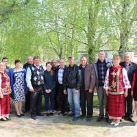 Година-реквіум присвячена 33-й річниці трагедії на Чорнобильській атомній електростанції. Березняки