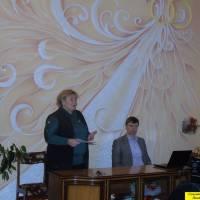 Нарада робочої групи з розробки Стратегічного плану розвитку Семенівської селищної ради ОТГ