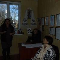 Засідання ради Семенівського краєзнавчого музею.