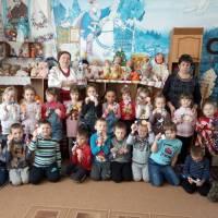 Майстер-клас по виготовленню ляльки мотанки у ДНВ