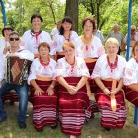 Учасники художньої самодіяльності із Максимівського СБК, 2019 рік