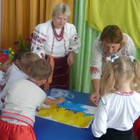 Подарунок Україні. Старша група