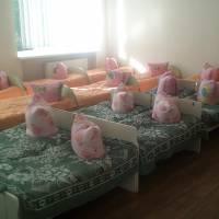 Спальні кімнати старшої дитячої групи