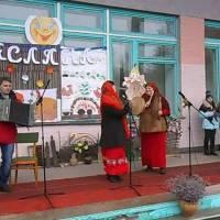 Свято Масляної у селі Максимівка, 2018 рік