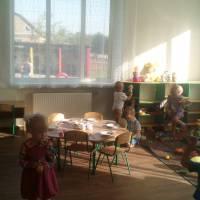 Ігрові кімнати молодшої дитячої групи