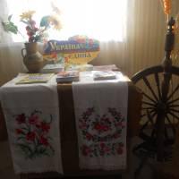 Тематична виставка книг у Недогарківській сільській бібліотеці