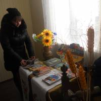Лихман Олена - постійний читач бібліотеки