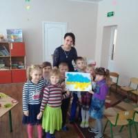 Маленькі українці із Недогарківського