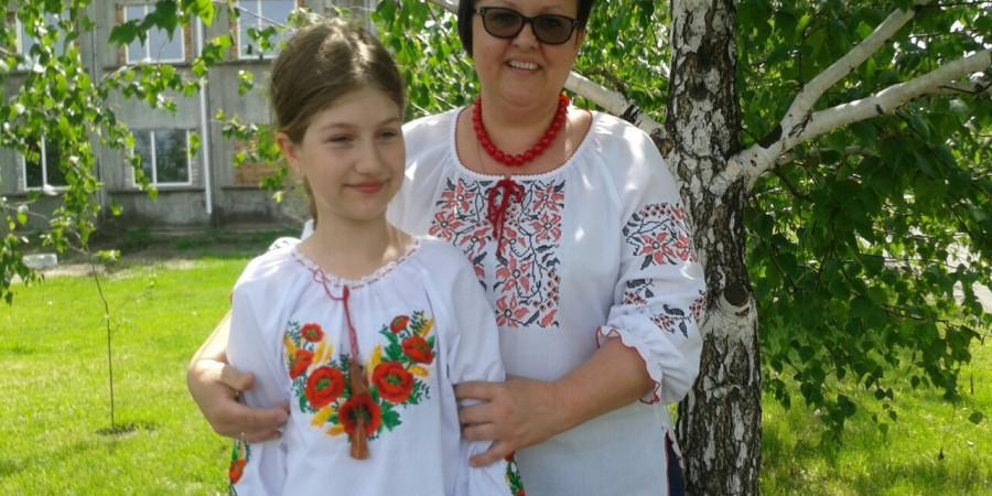 16 травня - День вишиванки