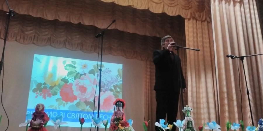 Святкування Масляної у с. Максимівка