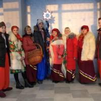Щедрий вечір у Вільній Терешківці