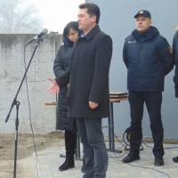 28 січня 2020 р. Відкриття центру безпеки!