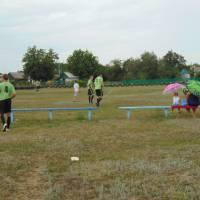 Фінальний футбольний матч на кубок Кременчуцького району 2018 року