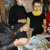 Уламки снарядів та гільз, привезених волонтерами з Луганська