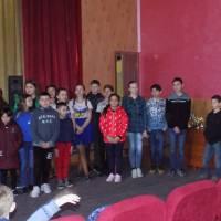 Турнір  23 березня 2019 року у Вільнотерешківському сільському будинку культури