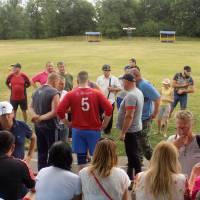 спортивні змагання ВФСТ «Колос» серед об'єднаних територіальних громад на