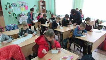 Оржицький район, Новооржицьке, школа, цивільний захист