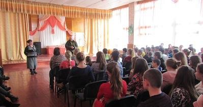 Оржиця, Новооржицьке, АТО, патріотичне виховання