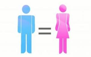 Оржиця, гендерна рівність