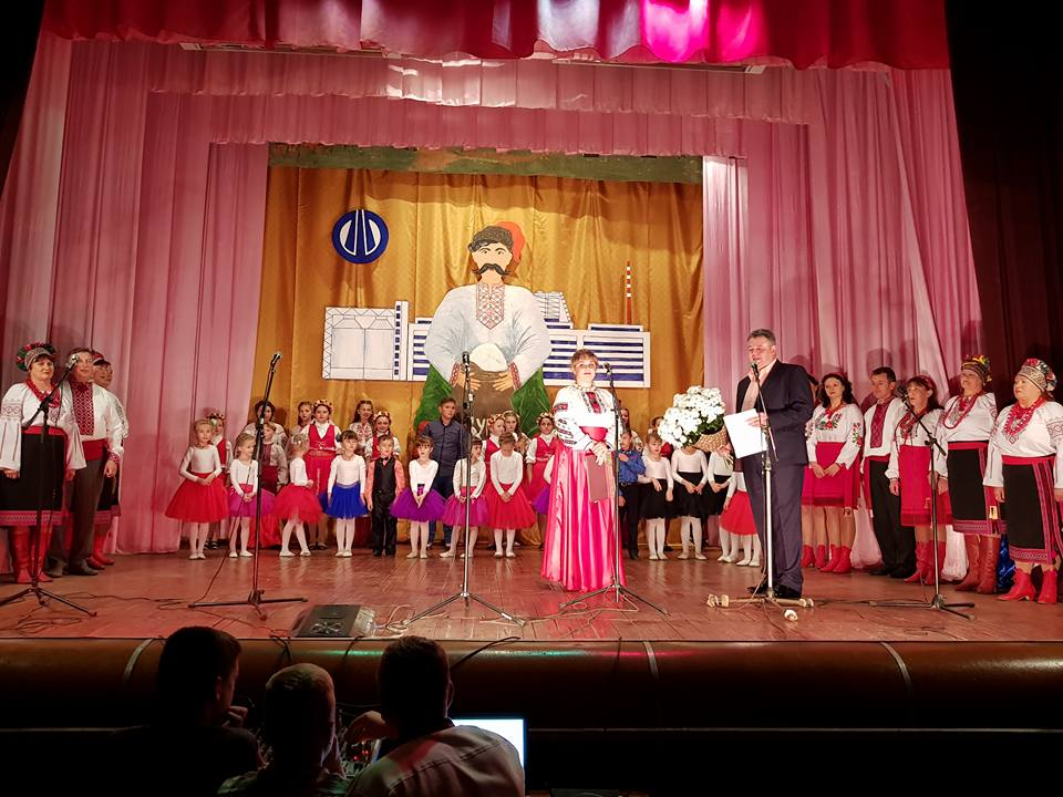 Оржиця, Новооржицьке, свято, День працівника харчової промисловості