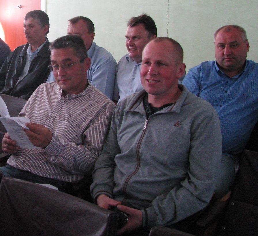 Оржиця, районна рада, сесія, депутати, сільські голови