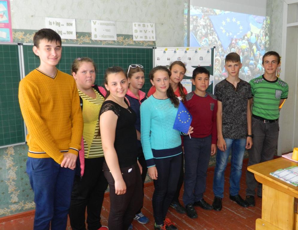 Оржиця,райрада, Плехів, школа, День Європи